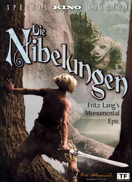 DIE NIBELUNGEN:DELUXE REMASTERED EDIT BY RICHTER,PAUL (DVD)