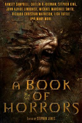 A Book of Horrors By Jones, Stephen (EDT)